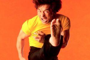 Kung Fu star- Jackie Chan turns 63