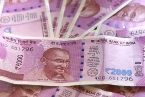 8 held with Rs.31.79 lakh unaccounted cash in new notes