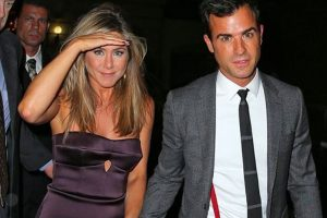 Theroux says Jennifer Aniston supports him unconditionally