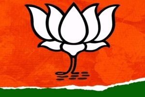 BJP workers protest passage of bill increasing Muslim quota
