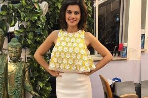Always believed in potential of 'Pink': Taapsee Pannu