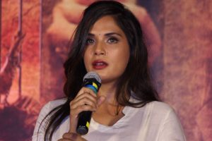Richa Chadha supports eco-friendly Ganesh Chaturthi