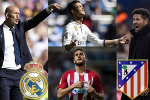 La Liga preview: Real host Atletico in high-stakes Madrid derby