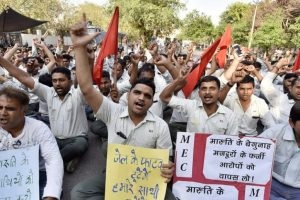 'Maruti workers conviction mockery of judicial system'