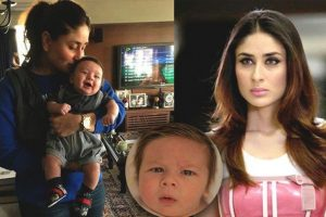 Kareena's say about motherhood