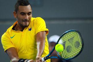 Davis Cup: Kyrgios, Thompson combine to give Australia lead against US