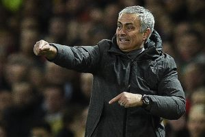 Manchester United players not in love with the goal: Jose Mourinho