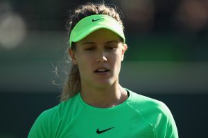 Madrid Open: Eugenie Bouchard beats fallen idol Maria Sharapova