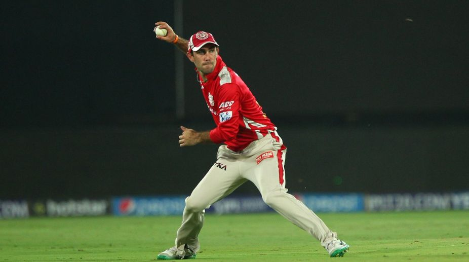 IPL 2017: Glenn Maxwell wins toss on captaincy debut; KXIP to bowl first