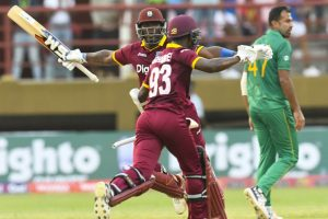 1st ODI: Jason Mohammed's blazing fifty power West Indies beat Pakistan