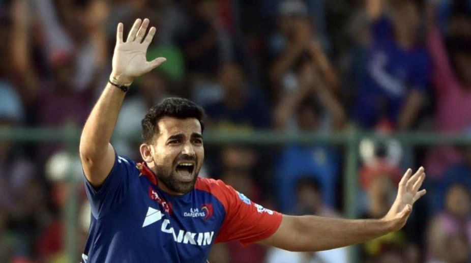 IPL 2017: Zaheer Khan, Chris Morris keep RCB under control in Bengaluru