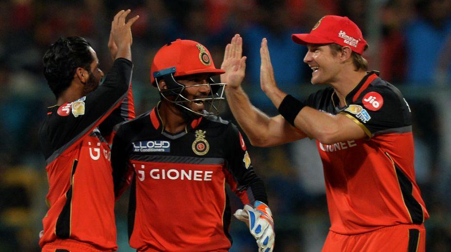 IPL 2017: Shane Watson-led RCB beat Delhi Daredevils in a thriller