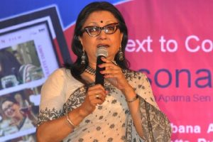 Transgenders becoming reality: Aparna Sen