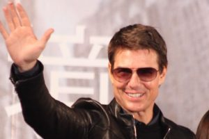Tom Cruise films 'Mission: Impossible' in Paris