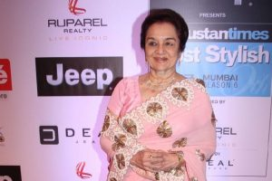 Nasir Saab the only man I ever loved: Asha Parekh