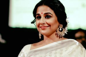 Vidya Balan to be brand ambassador of Jharkhand's silk