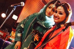 Nooran Sisters set for maiden performance in Mumbai