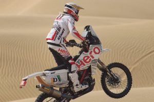 Joaquim Rodrigues wins India Baja rally for Hero squad