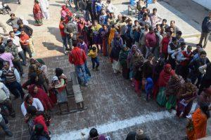 Record polling in Karnataka bypolls