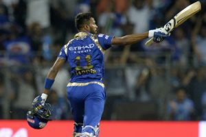 IPL 2017: Hardik Pandya's fireworks assure Mumbai beat KKR in thriller