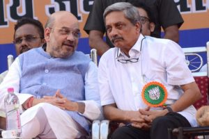 Will work more, speak less as chief minister: Parrikar