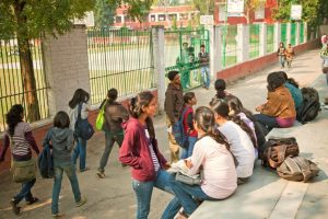 Anthropology a neglected subject in DU
