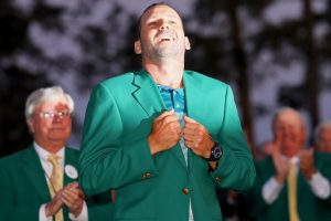 Sergio Garcia wins first major title in Augusta Masters playoff