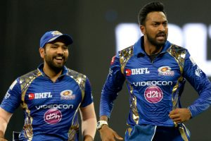 Mumbai Indians known for keeping people on their toes: Rohit Sharma