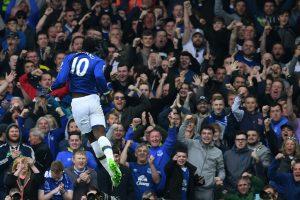 EPL: Romelu Lukaku shines as Everton end Leicester City's streak