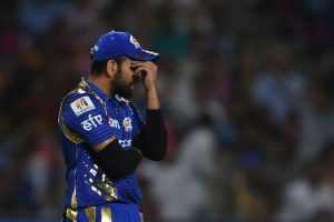 Rohit Sharma titles Mumbai's batting effort 'worst' against RPS