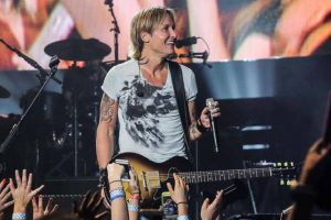 Keith Urban stresses music education at Grammys on the Hill
