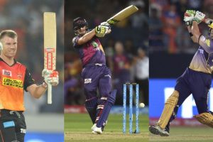 IPL 2017: Team captains in high spirits