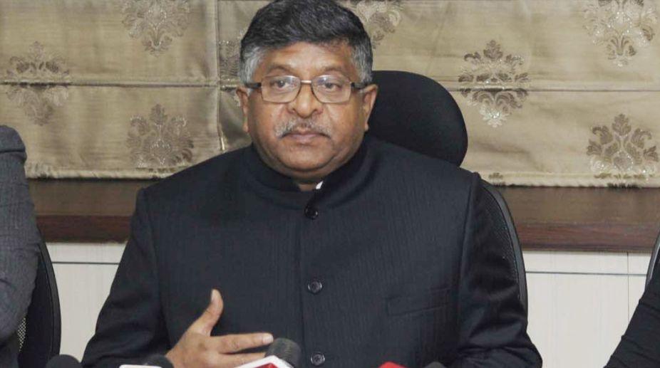 Ravi Shankar Prasad,