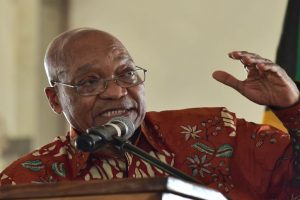 President Jacob Zuma warns against racism resurgence in South Africa