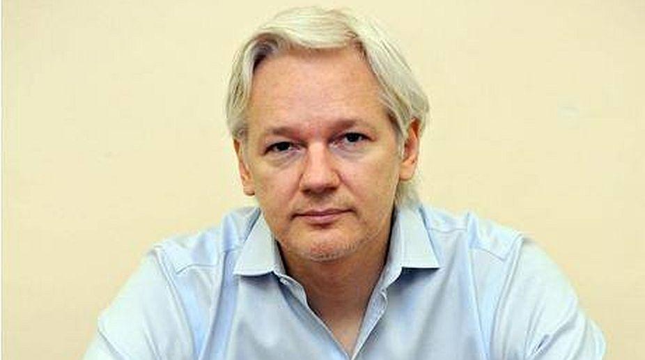 Quito, Ecuador president, Julian Assange