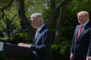Neil Gorsuch sworn into US Supreme Court