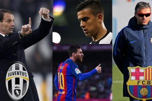 Champions League preview: Juventus eye revenge on Barcelona