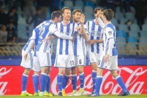La Liga result: Real Sociedad cruise past against Sporting Gijon