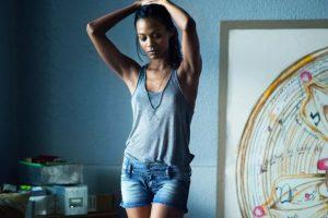 Zoe Saldana gets wax figure at Madame Tussauds