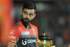 Injured Virat Kohli to return on field against Mumbai Indians?