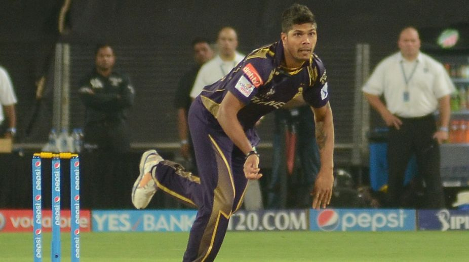IPL 2017: KKR's speedster Umesh Yadav likely to play against KXIP