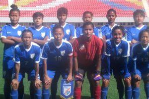 Indian women beat Hong Kong 2-0 at AFC Asian Cup Qualifiers