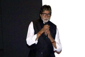 No accident in Kolkata: Amitabh Bachchan