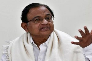 Government 'wants to silence my voice', says Chidambaram