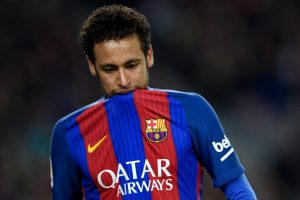 Barcelona's Neymar suspended for 3 games, to miss El Clasico