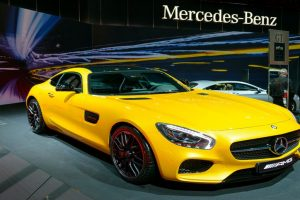 Mercedes-Benz India's January-March sales up by 1%