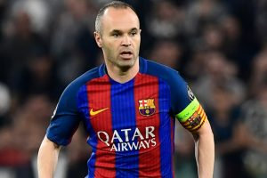 Barcelona can still mount comeback against Juventus: Andres Iniesta