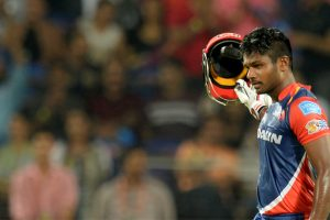 Sanju Samson 'blessed' to be a part of Delhi Daredevils