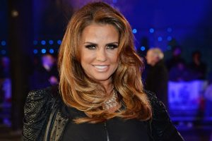 Katie Price wants to judge ' Strictly Come Dancing'