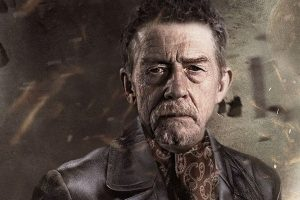 Ian McShane regrets not working in a film with John Hurt